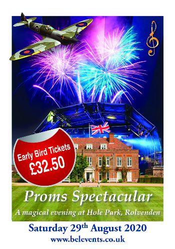 Proms Spectacular Concert at Hole Park