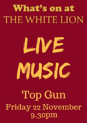 Live Music at the White Lion Hotel - Tenterden Christmas Market