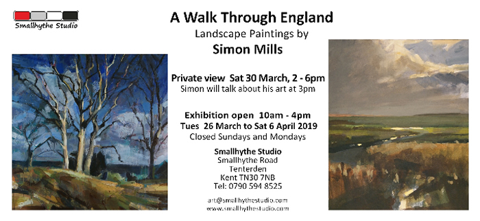 A Walk Through England