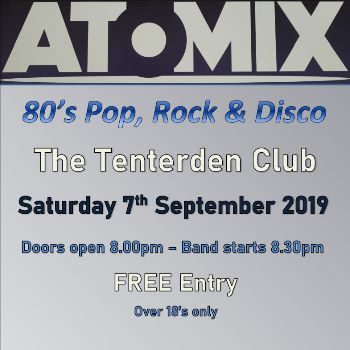 Atomix at The Tenterden Club