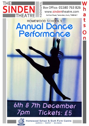 Annual Dance Performance Homewood