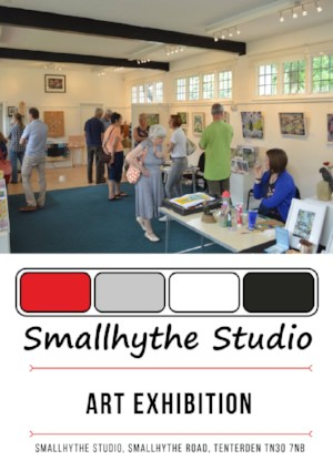 Art Exhibition at Smallhythe Place