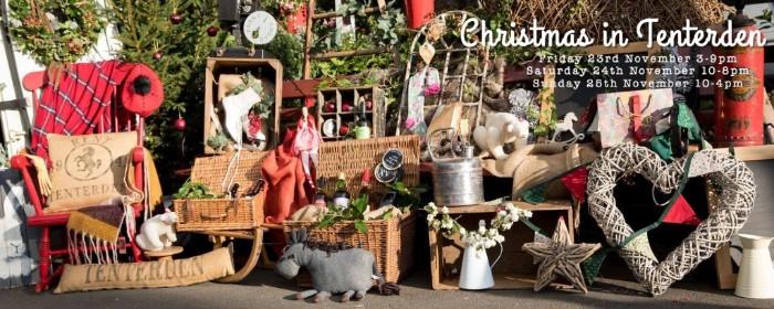 Tenterden Christmas Market