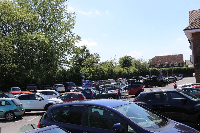 Free Car Parking for Easter