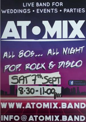 Atomiix at Tenterden Club