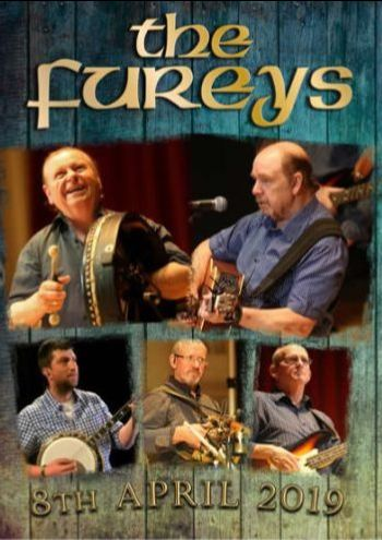 The Fureys at the Sinden Theatre