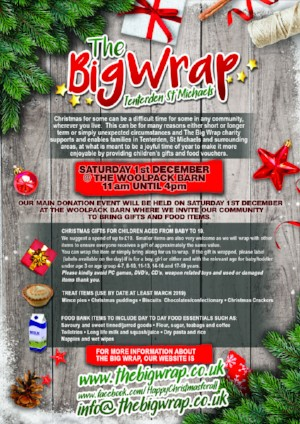 The Big Wrap Tenterden St Michaels