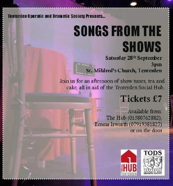 Songs From the Shows at St Mildreds Church