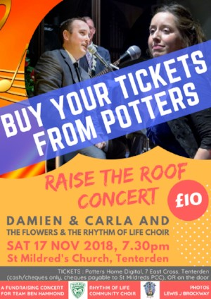 Damien & Carla Concert