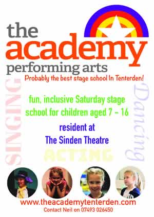 The Academy Performing Arts Stage School