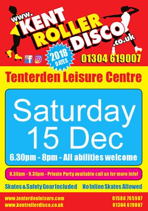 Roller Disco in Tenterden