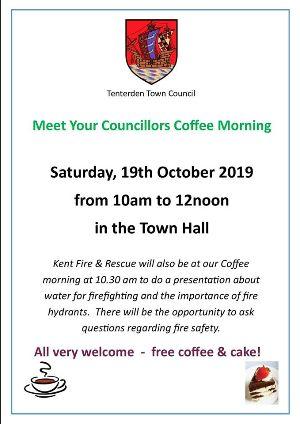 Meet your Town Councillors
