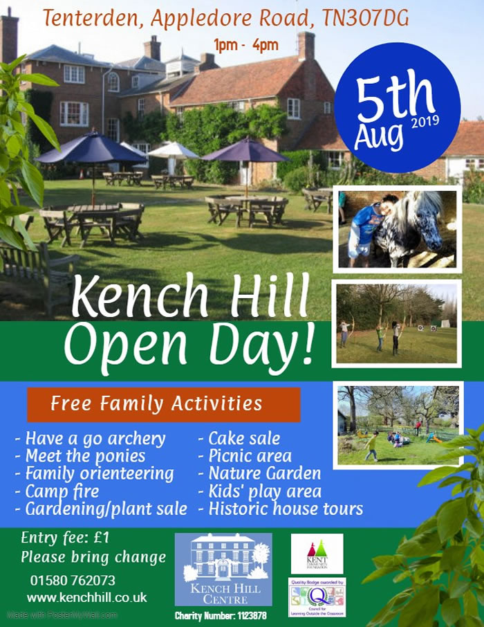 Kench Hill Open Day