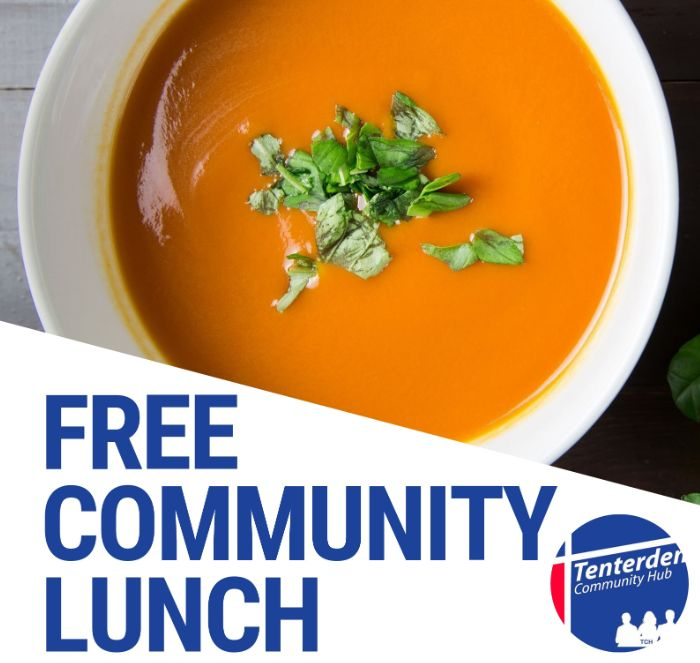Free Tenterden Community Soup Lunch