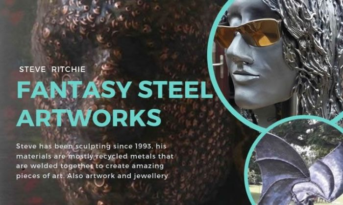 Fantasy Steel Artworks at Spirit