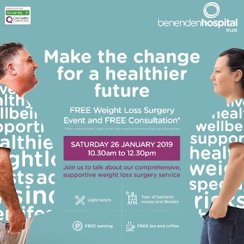 Free Weight Loss Surgery Event
