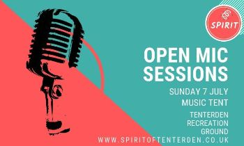 Open Mic at Spirit