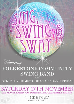 Sing, Swing, Sway at the Sinden Theatre
