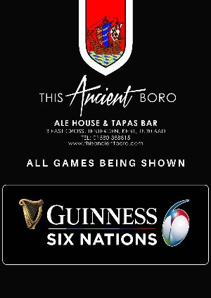 Six Nations Rugby | This Ancient Boro