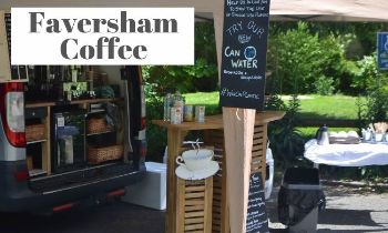 Faversham Coffee at Spirit