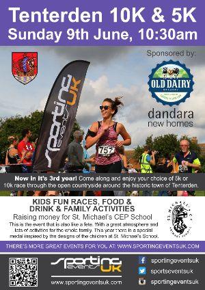 The Tenterden 10K & 5K Run