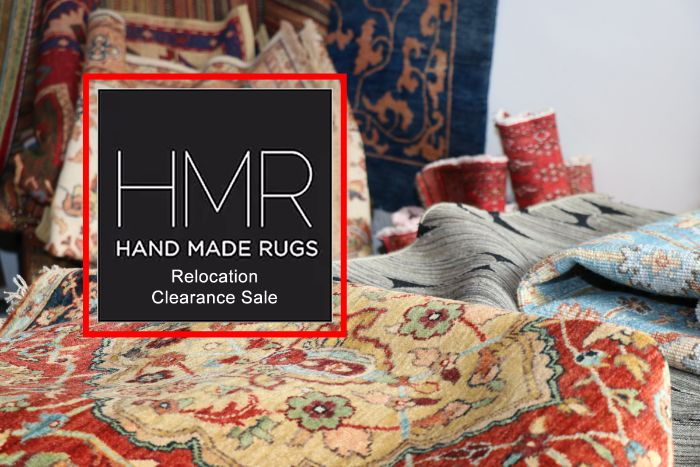 Hand Made Rugs Relocation Clearance Sale