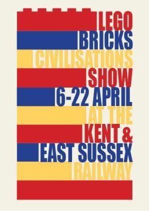 Lego Exhibition at Tenterden Town Station
