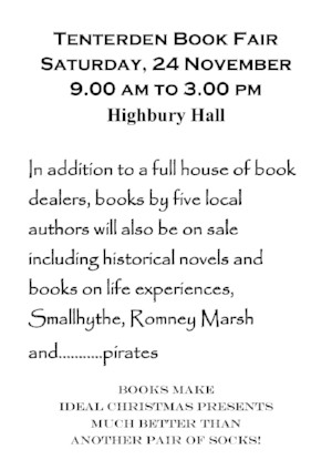 Tenterden Book Fair Local Authors