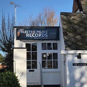 Electric Palace Records Tenterden Record Shop