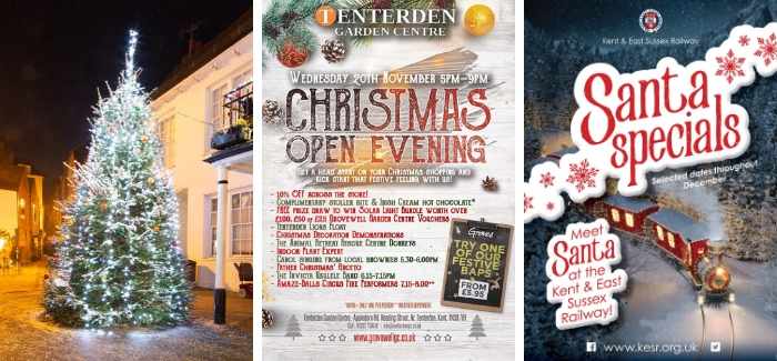 Christmas events in Tenterden