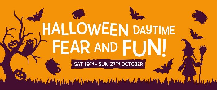 Halloween Daytime Fear and Fun at the Rare Breeds Centre