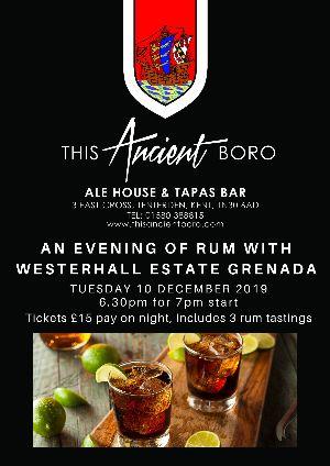 This Ancient Boro Rum Evening
