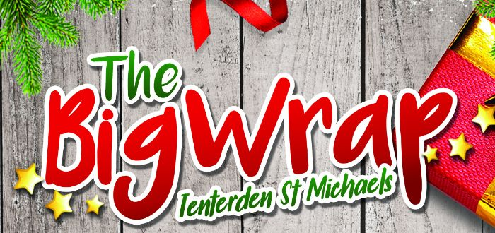 Christmas Big Wrap Tenterden and St Michaels