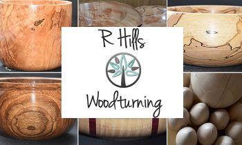 Roger Hills Woodturning