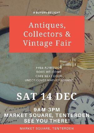 Antiques, Collectors and Vintage Fair