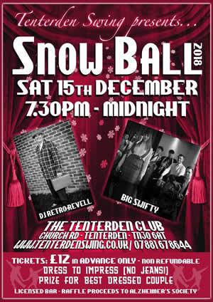 Snow Ball Tenterden Swing