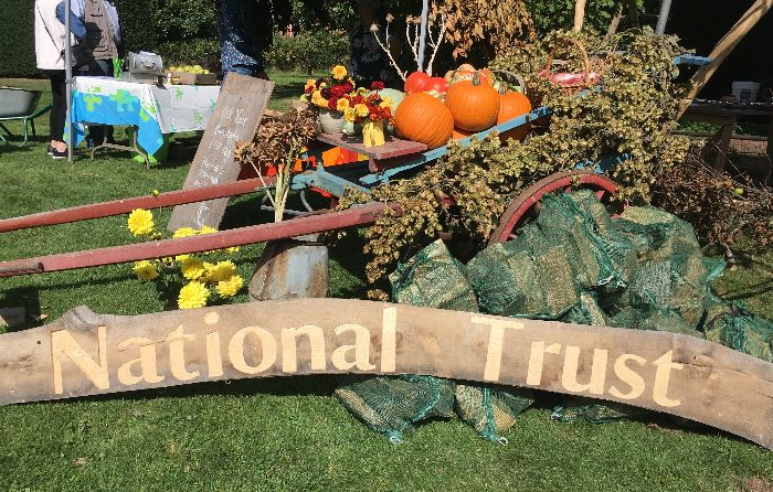 Orchard Day Smallhythe Place photo copyright National Trust