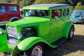 Tenterden Lions Club Classic Car and Dog Show
