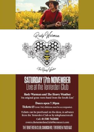 Live Music Tenterden Club