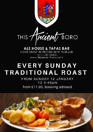 Traditional Sunday Roast at This Ancient Boro