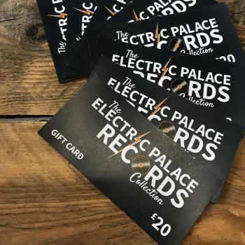 Electric Palace Records Tenterden Gift Vouchers