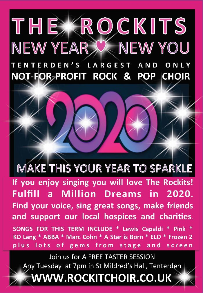 The Rockits 2020 FLYER