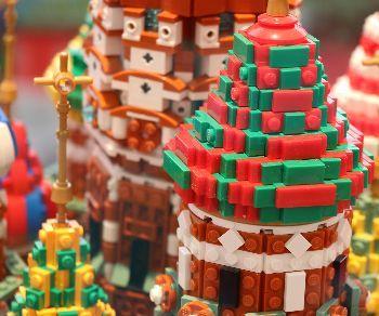 The Lego Bricks Civilisations Exhibition