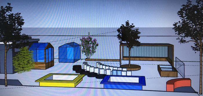 St Michaels Primary School New Garden