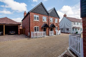West Kent Housing Association Shared Ownership in Tenterden