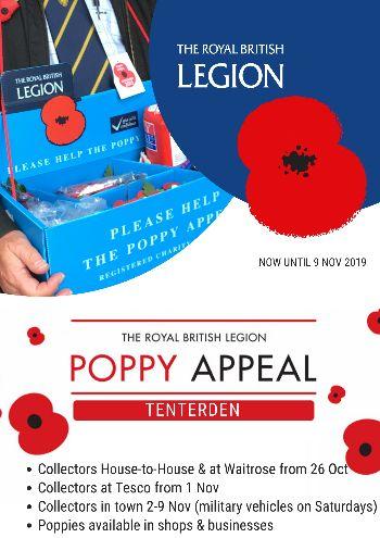 Tenterden Poppy Appeal