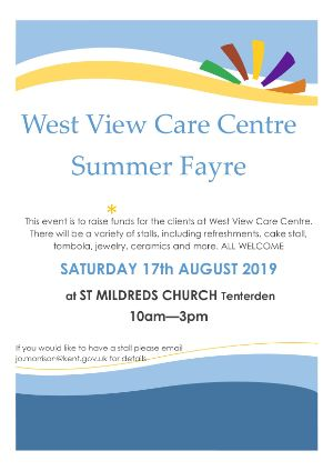 West View Summer Fayre