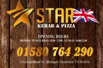 Job Vacancy The Star Kebab and Pizza in St Michaels