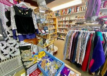 Cats Protection Tenterden Charity Shop