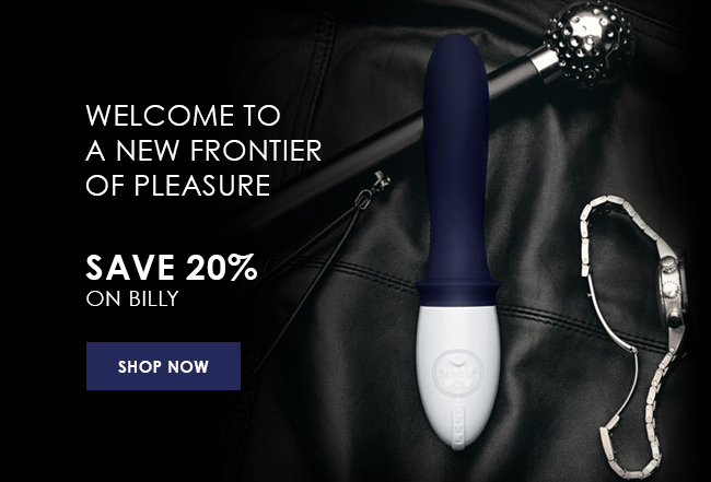 Get 20% off BILLY